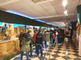 Un total de 6.096 personas visitaron el Bel�n Municipal, confeccionado por Francisco Javier Carrillo, durante las pasadas fiestas de Navidad y Reyes