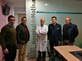 Ciudadanos pide la implantación en Molina de Segura de una decena de especialidades médicas