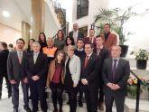 Arroyo participa en la entrega de los 'Premios al Mérito Deportivo Ciudad de Alcantarilla