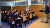 La concejal de Comercio asiste a una reunión de ediles en esta materia de todos los municipios murcianos