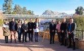 El nuevo puente de Archena aumentará la movilidad y la seguridad vial en la principal arteria de la localidad