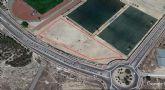 """Ciudadanos se hace eco de las múltiples quejas de los usuarios del acceso al complejo deportivo """"Juan Palao"""", con entrada a la calle San Fernando."""