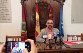 Diego José Mateos: 'El rechazo a los PGE castiga a Lorca con la perdida de una inversión directa de más de 16 millones de euros'