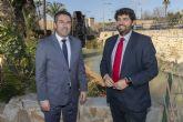 López Miras reafirma en Alcantarilla su compromiso con la recuperación del patrimonio, 'elemento de nuestra identidad'