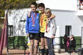 Diez medallas para el Club Atletismo Alhama en el Campeonato Regional de Categor�as Menores