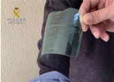 La Guardia Civil detiene a los dos presuntos autores de un robo en una vivienda de Torre Pacheco