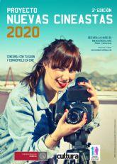 La Universidad de Murcia convoca la segunda edición de ´Nuevas cineastas´