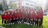 Las selecciones Sub-15 y Sub-17 femeninas afrontan la 2a fase del Nacional