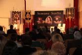 La escritora lumbrerense Isabel Navarro pregonó la Semana Santa lumbrerense