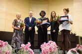 El colectivo de mujeres extranjeras recibe el premio mujer mazarronera 2017