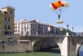 La Sardina llegará desde Alcantarilla a Murcia, por el aire
