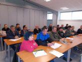 Se inaugura el Curso de Poda del Almendro en el Centro de Desarrollo Local