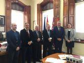 El Ayuntamiento firma con la Universidad de Murcia un convenio para la sede permanente de extensión universitaria en Moratalla