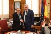 UMU potenciará su presencia en Moratalla con el fortalecimiento de su sede permanente