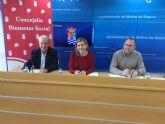 El Ayuntamiento de Molina de Segura y la Fundación Jesús Abandonado firman un convenio de colaboración para atender a personas en situación de exclusión social