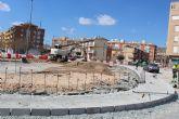 La Plaza del Camionero Juan Soriano abrirá al tráfico antes de Semana Santa