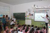 Una campaña de salud bucodental divulga buenos hábitos entre los escolares