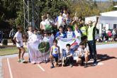 Grandes resultados del Club Atletismo Alhama en el Cto. Regional de Clubes Sub14 y de Pruebas Combinadas Benjam�n y Alev�n