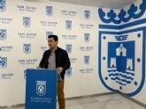 El alcalde de San Javier respalda el confinamiento del municipio