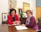El Ayuntamiento otorga 10.200 euros para mejorar la atención de enfermos de Alzheimer en Puerto Lumbreras