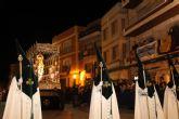 El Nazareno protagonizó la noche de Miércoles Santo en Puerto Lumbreras 2017