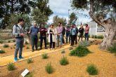 El jardín etnobotánico crea un nuevo espacio de educación medioambiental en el municipio