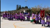 Emotiva jornada nazarena en el CEIP La Cruz