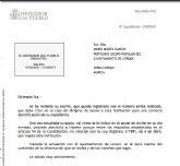 El Defensor del Pueblo admite a trámite la queja del PP de Lorquí sobre la no retransmisión de las sesiones plenarias a través de los medios públicos