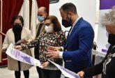 El Ayuntamiento de Lorca y la FOMLorca presentan el 'Proyecto Fortaleza: Conexión Violeta' de atención psicológica grupal para mujeres