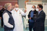 Vacunación masiva Covid-19 en Mazarrón