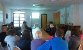 Reuni�n entre agentes sociales y representantes el Ayuntamiento en El Berro