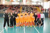 Las mejores selecciones autonómicas de fútbol sala luchan por el título de Campeón de España Infantil