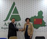 El Ayuntamiento y ADEA-ASAJA formalizan un nuevo convenio que beneficiará al sector agrario de Puerto Lumbreras