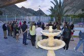 La Comunidad financia con el Plan de Obras y Servicios un nuevo jardín en Ojós