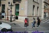 La Policía Local se adhiere a la campaña de concienciación para la mejora de la seguridad de los peatones en la vía urbana