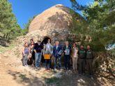Cultura elabora el plan director de los pozos de la nieve de Sierra Espuña para garantizar su conservaci�n y puesta en valor