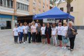 Asenfinfa Pinatar conmemora el Día Internacional de la Fibromialgia