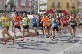 Raúl Guevara y Mar Martínez, del equipo Rajaos Runners de Alcantarilla, se proclaman vencedores de la XXIII Carrera Subida a La Santa