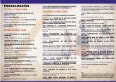 Roldán pone en valor nuestras tradiciones, patrimonio cultural, histórico y etnográfico con la celebración de La Fiesta de la Trilla los días 17, 18, y 19 de mayo
