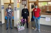 Viveros Torres Plant da color solidario de gratitud a los héroes cotidianos que luchan contra el Covid-19