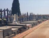 Mañana jueves 14 de mayo abre el cementerio municipal con un aforo máximo de 15 personas