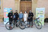 Recepción oficial a la representación de ciclistas aguileños que participarán en el Andalucía Bike Race