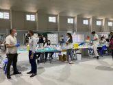 1700 personas reciben su segunda dosis de Pfizer y 500 de Janssen en Torre Pacheco