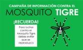 Vuelve el calor, vuelve el mosquito tigre. Consulta aqu� las recomendaciones
