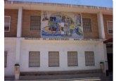 El alcalde de La Unión felicita al AMPA del IES María Cegarra por conseguir la construcción de un nuevo gimnasio