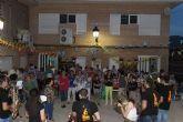 Jornada de convivencia en el hogar del pensionista de Moratalla