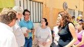La rehabilitación de 51 viviendas de promoción pública en Archena concluirá en septiembre