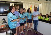 Los éxitos del club de petanca 'La Salceda', reconocidos por el Ayuntamiento torreño
