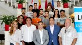 15 jóvenes de Lorquí se forman como auxiliares de albañilería de fábricas y cubiertas