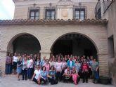 El programa de igualdad Entre Nosotras cierra el curso con una visita cultural a Mula
